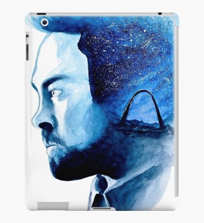 Across the Storm Divide iPad Case/Skin