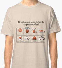A trip to the supermarket (Foux du fafa!) Classic T-Shirt