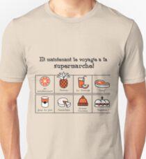 A trip to the supermarket (Foux du fafa!) Unisex T-Shirt
