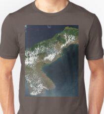 a colourful Panama landscape T-Shirt