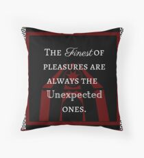 The Night Circus - 1 Throw Pillow