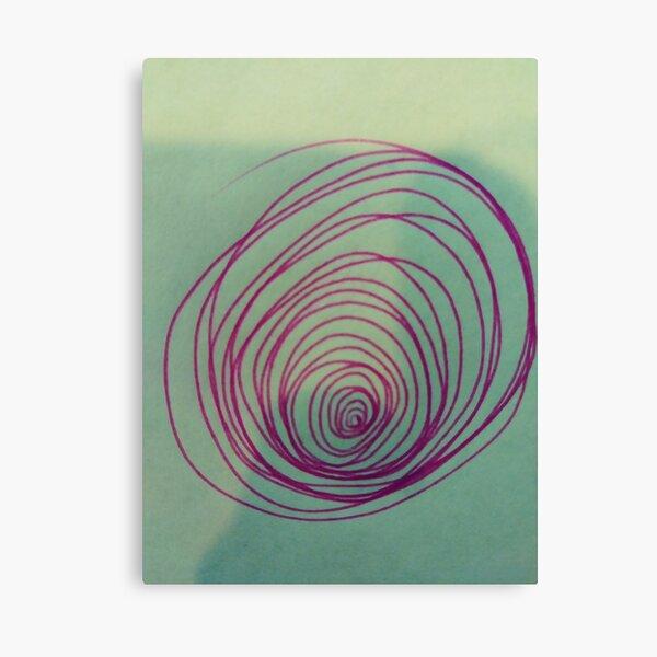 #Spiral, #Circle, #2Dshape, Euler's Identity, Math, Mathematics, Science, formula, equation, #Euler's #Identity, #Math, #Mathematics, #Science, #formula, #equation, #EulersIdentity   Canvas Print