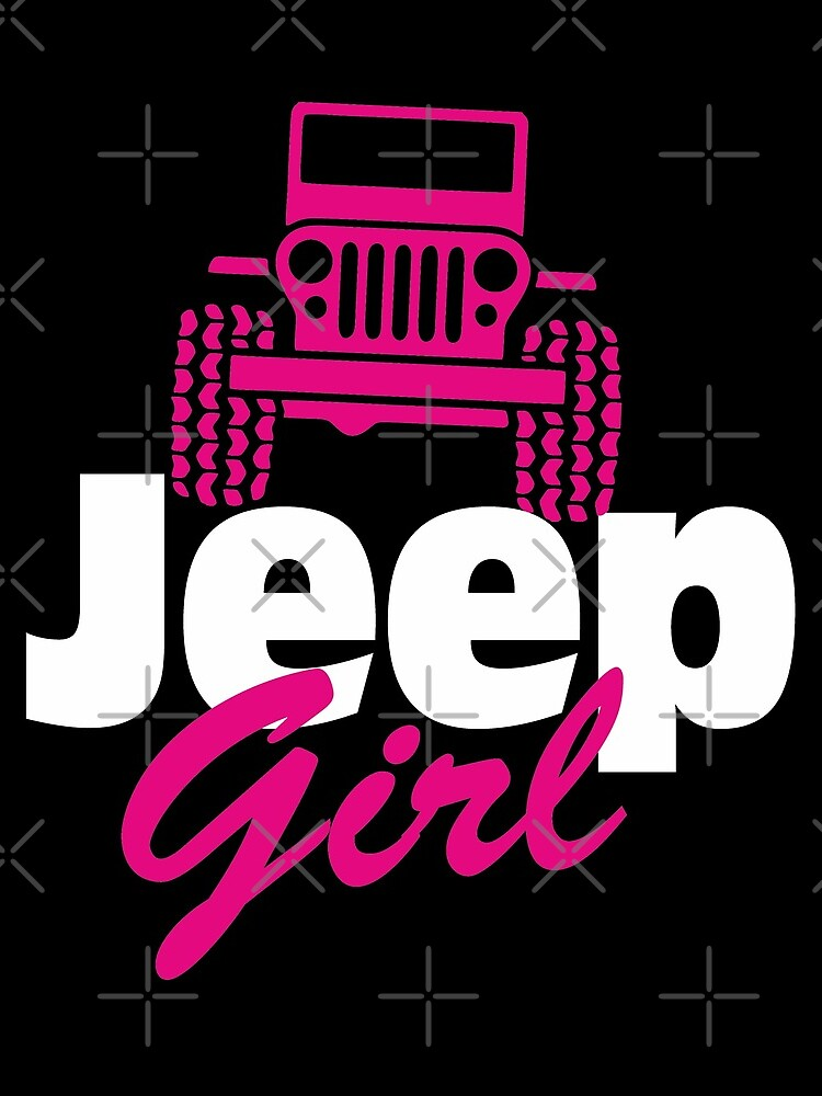 Jeep Girl by furioso