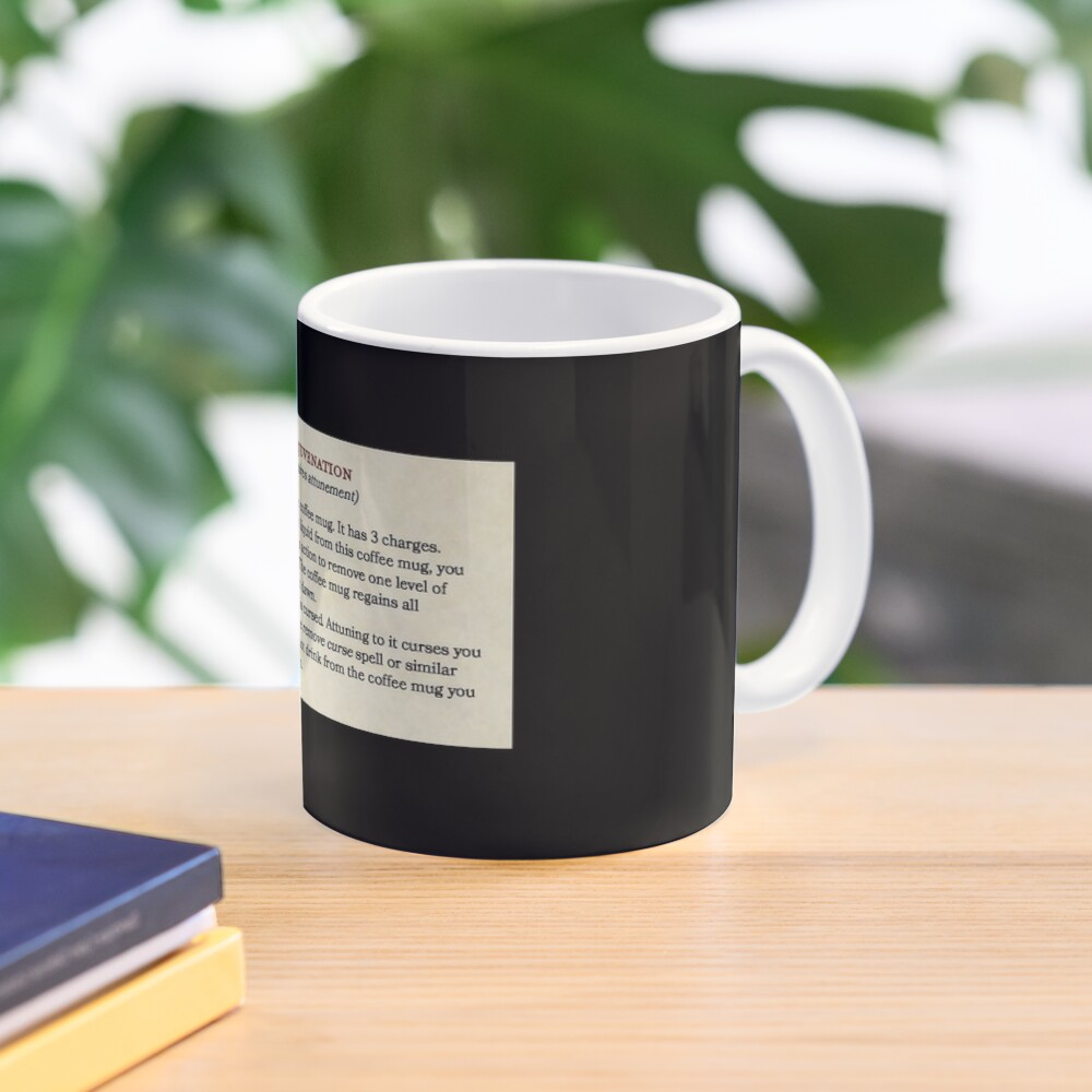 Coffee Mug of Rejuvenation (Fifth Edition Compatible) Mug