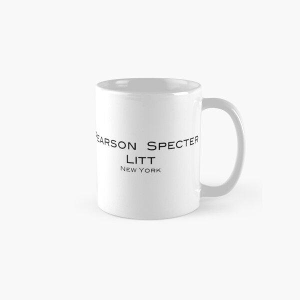 Taza Pearson Specter Litt - Trajes Taza clásica