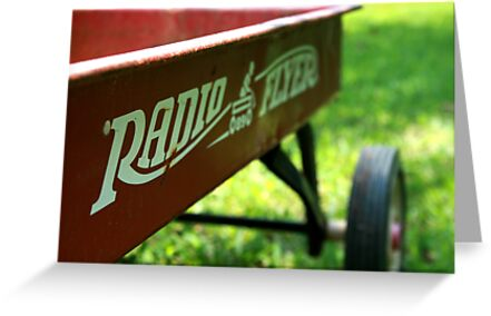 Little Red Wagon  by sacredmoments