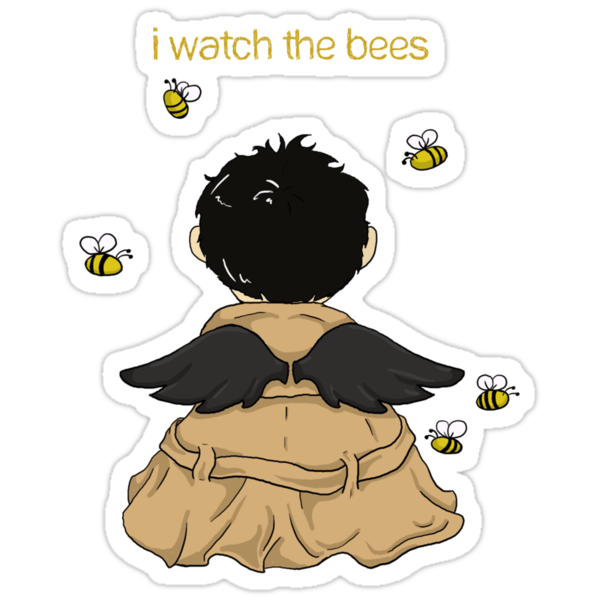 I Watch The Bees by TheTrickyOwl