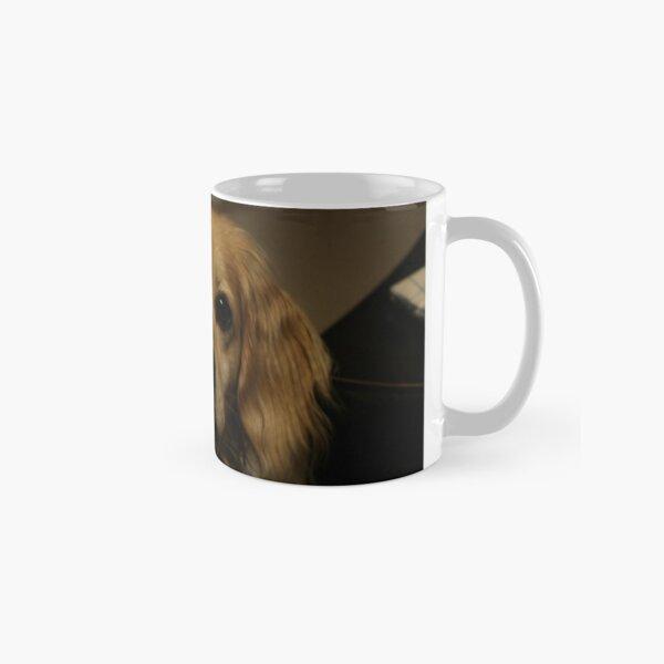 Puppy Face Classic Mug