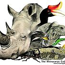 The Rhinoceros Collection by Artwork by Joe Richichi