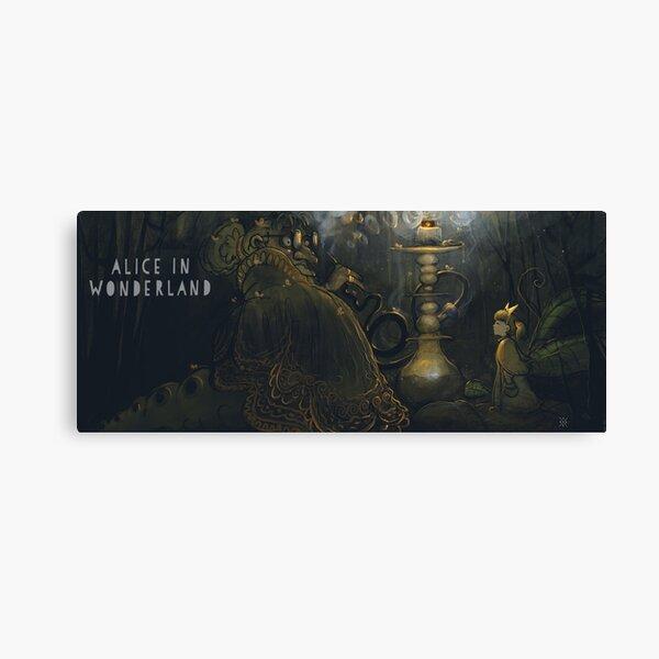 Alice in wondefland Canvas Print
