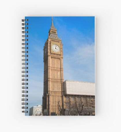 Big Ben. London, UK. Spiral Notebook
