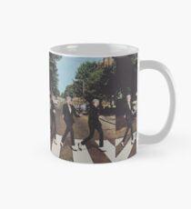 Theresa May walking Classic Mug