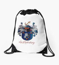 Van Ekelenburg Coat of Arms Drawstring Bag