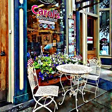 Owego NY - Coffee Shop by SudaP0408
