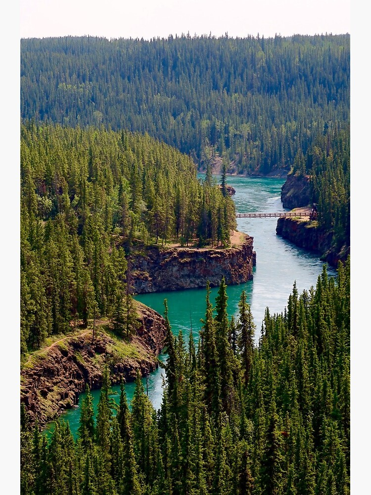 Miles Canyon, Canada by suitcaseofbks