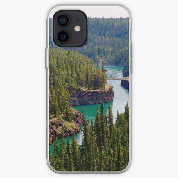 Miles Canyon, Canada iPhone Soft Case
