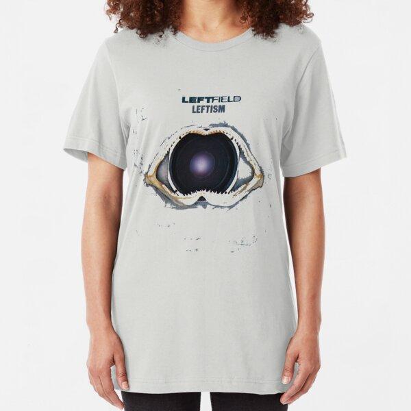 Leftism  Slim Fit T-Shirt