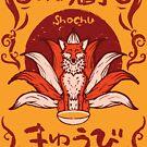 Ninetails Kitsune Shochu by TEEPECKER