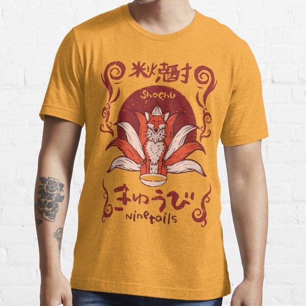 Ninetails Kitsune Shochu Essential T-Shirt