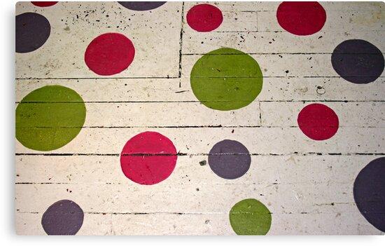 dot matrix by Lynne Prestebak