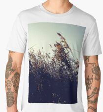 #winter #nature #snow #frost #outdoors #icee #cold #wood #season #bird #tree #frozen #dry #garden #grass #weather #horizontal #colorimage #nopeople #closeup #plant #day #animal Men's Premium T-Shirt