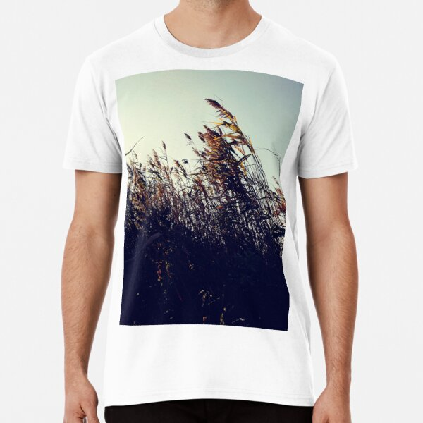 #winter #nature #snow #frost #outdoors #icee #cold #wood #season #bird #tree #frozen #dry #garden #grass #weather #horizontal #colorimage #nopeople #closeup #plant #day #animal Premium T-Shirt