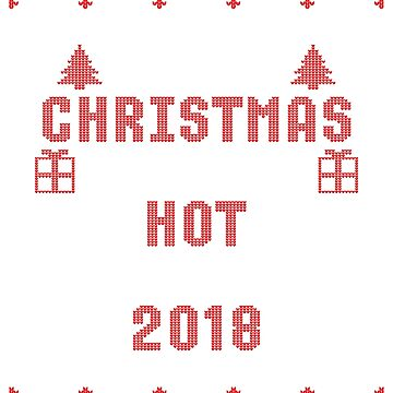 First Christmas With My Hot New Fiance T-Shirt 2018 Gift by trendingorigins
