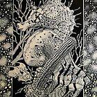 Seahorse. by Robert David Gellion