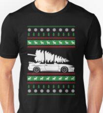 Christmas Nissan GT-R R33 Unisex T-Shirt