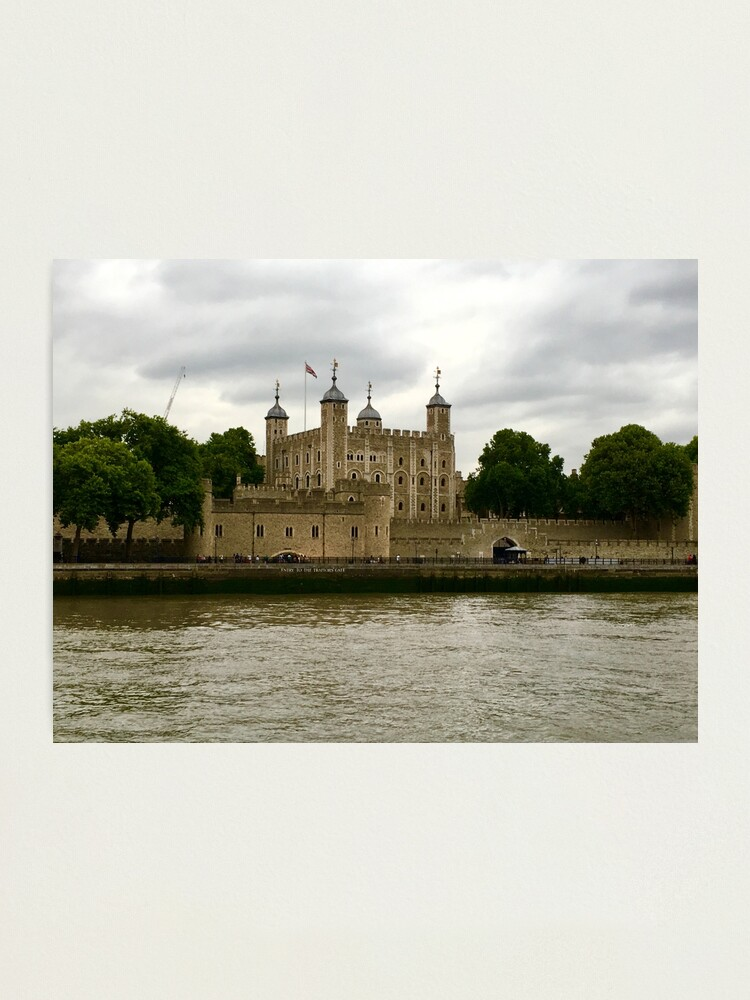 Alternate view of Tower of London Photographic Print