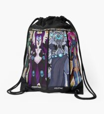 souls batch 1 Drawstring Bag