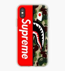 the best attitude 53d6c fe39a Bape iPhone cases & covers for XS/XS Max, XR, X, 8/8 Plus, 7/7 Plus ...