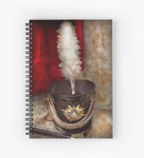 Americana - Celebrating the Marching band Spiral Notebook