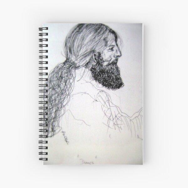 Duncmeister 08  Spiral Notebook
