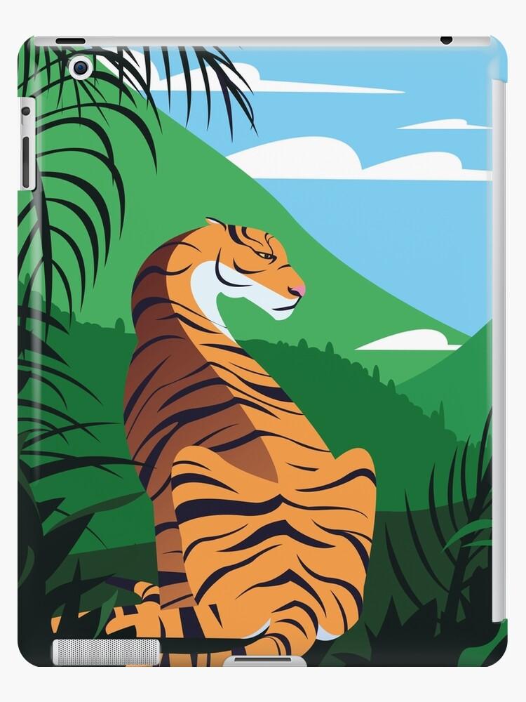 Tropical tiger by Roland Bánrévi