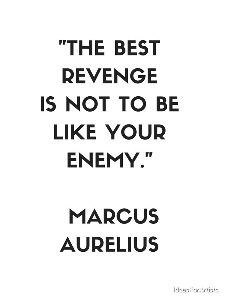 MARCUS AURELIUS  Stoic Philosophy Quote by IdeasForArtists