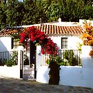 Cottage, Montecorto, Spain by groophics