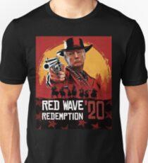 Red Wave Redemption Unisex T-Shirt