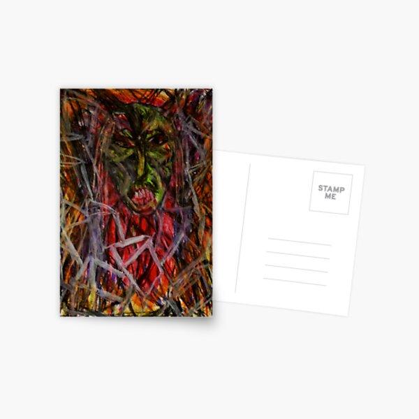Goblin of Forms Postcard