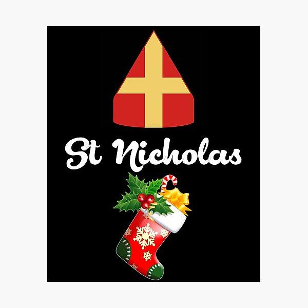St Nicholas Photographic Print
