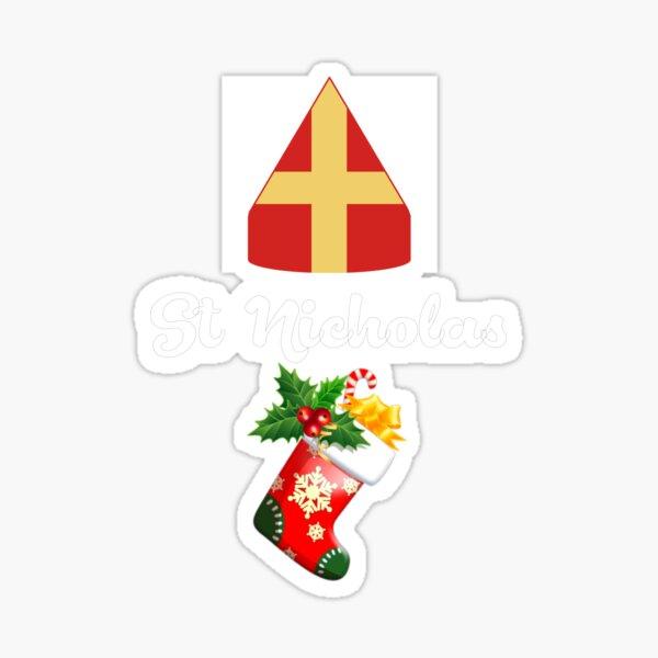 St Nicholas Sticker