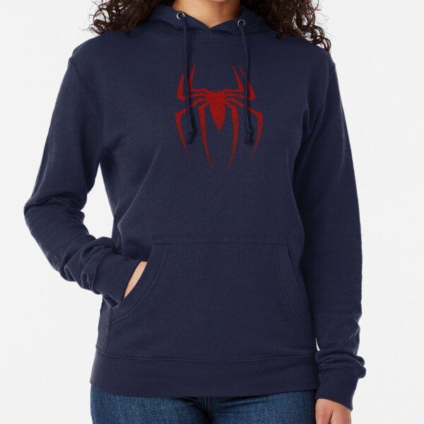Spider Logo Lightweight Hoodie