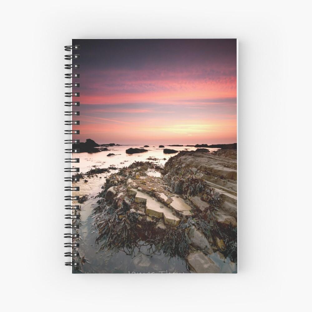 Patio Spiral Notebook