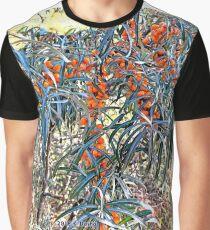 oblepikha, sea buckthorn, nature berry Graphic T-Shirt