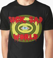 Sick Sad World Graphic T-Shirt