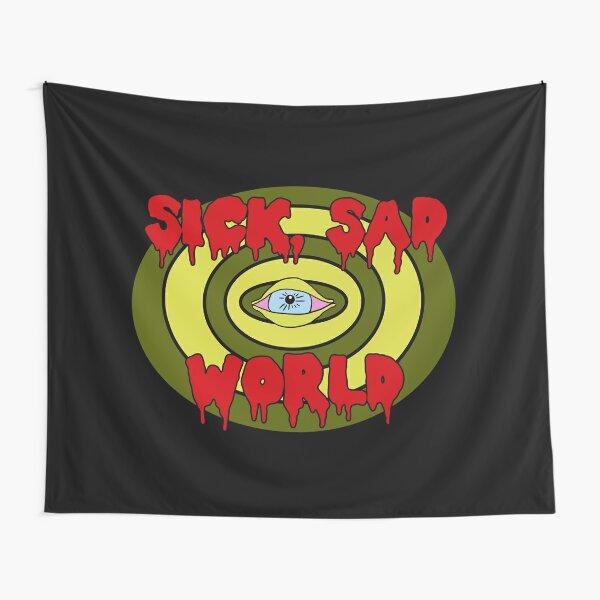 Sick Sad World Tapestry