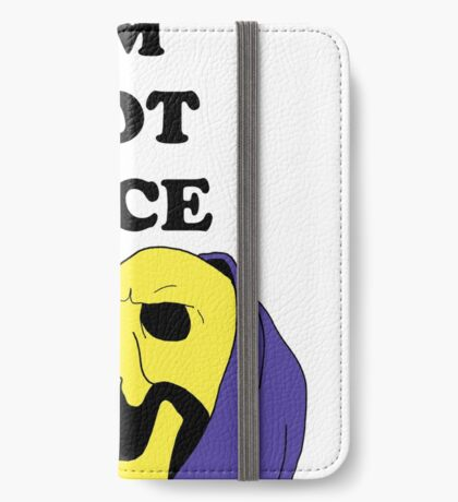 I AM NOT NICE iPhone Wallet