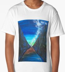 The Train is coming Long T-Shirt