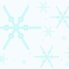 Snowflake 1 by Eric Pauker