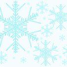 Snowflake 5 by Eric Pauker